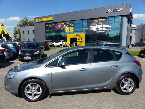 Opel Astra IV 1,6 16V 5dr Salon Polska, Klima automatyczna