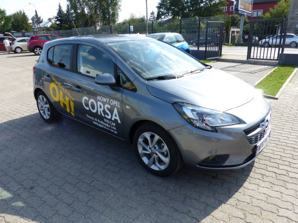 CORSA COLOR EDITION 1.4 90KM MT5