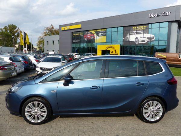 Opel Zafira C 2,0 CDTI 165KM, Automat, Navi, Xenon, Tempomat ACC,Vat23