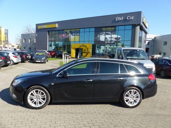 Opel Insignia 2.0 cdti 160KM Cosmo Navi Xenon Serwis ASO Piękna