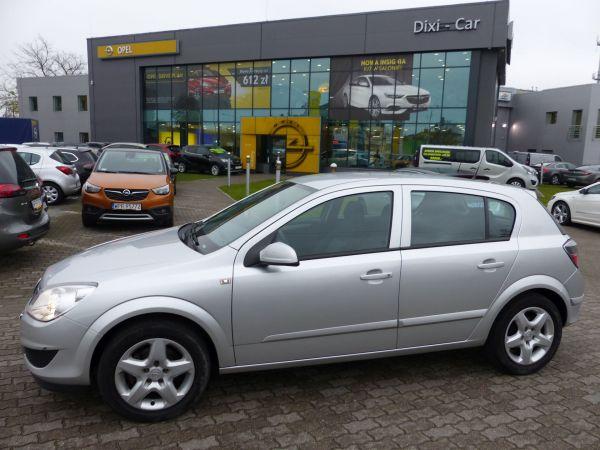 Opel Astra III 1,6 115KM, niski przebieg, Enjoy