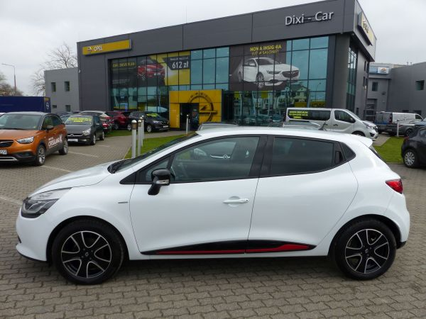 Renault Clio Limited Navi