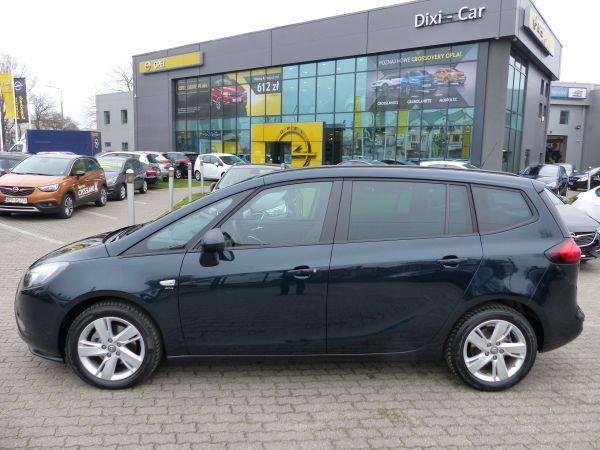 Opel Zafira C 1.4 Turbo 140KM 7 osobowa Jak Nowa Gwarancja Fabryczna