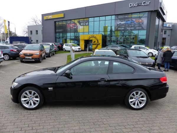 BMW 3 COUPE 2.0 D xDRIVE Automat Skóra