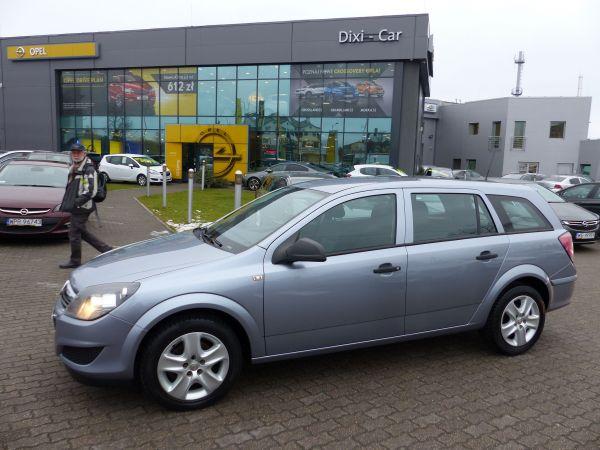 Opel Astra III kombi 1.7 cdti 110KM Salon Polska Bezwypadkowa