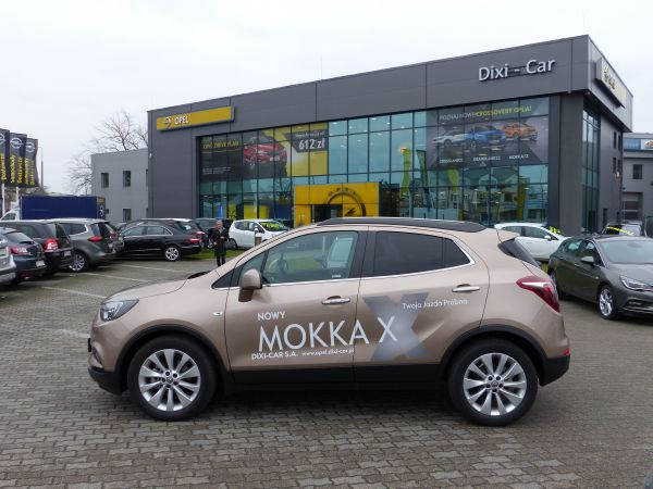 MOKKA X ELITE 1.4 140KM AT6 S&S