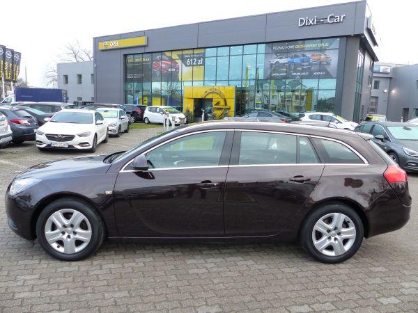 Opel Insignia 1.8 16v 140KM rej.2012 Xenon Salon Serwis ASO Vat23%