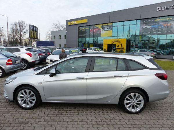 Opel Astra V Kombi 1.6 cdti Nowy Model Navi Gwarancja