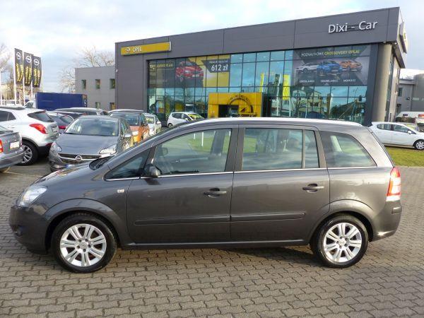 Opel Zafira B 1,6 16V 115KM Cosmo, BiXenon, Klima Automat