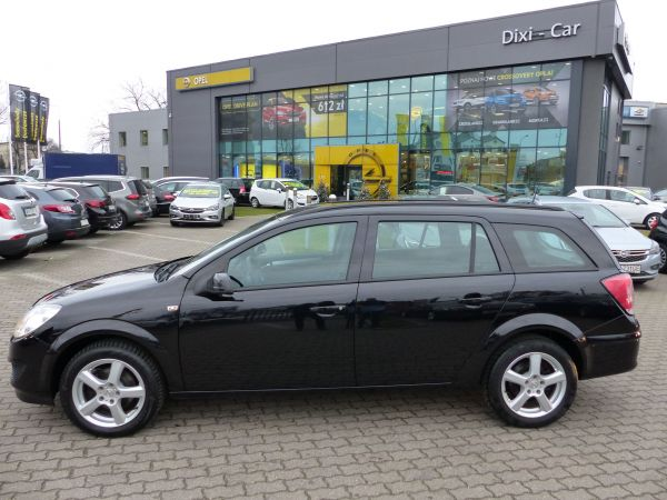 Opel Astra III kombi 1.4 16v Serwis ASO Gwarancja