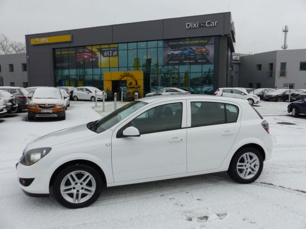 Opel Astra III 1,6 16V Hatchback