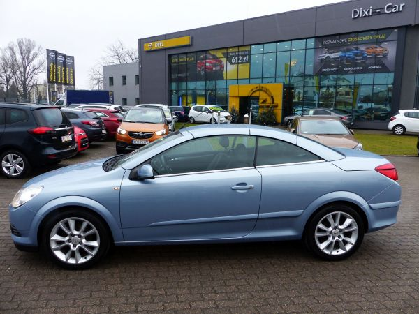 OPEL ASTRA TwinTop 1,6 16V COSMO IDEALNY