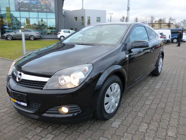 Opel Astra GTC 1,4 90 KM, serwis ASO Gwarancja