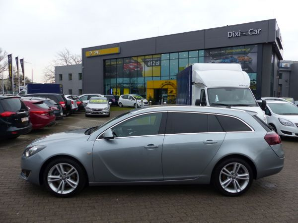 Opel Insignia Sports Tourer 2,0 CDTI 163KM, Cosmo, Xenon, Navi, Salon