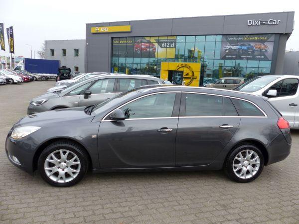 Opel Insignia 2,0 Turbo 220 Cosmo 4x4 KOMBI, Fabrycznie nowy silnik