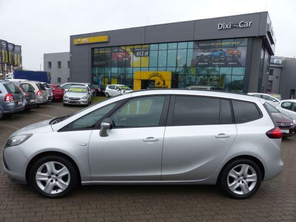 Opel Zafira C 2,0 CDTI 130KM, 5osób, Navi,sensory, nowy dwumas