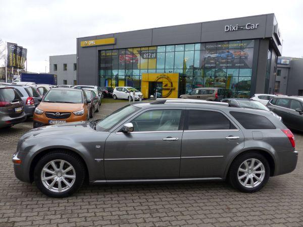 Chrysler 300C Kombi 3,0 CRD V6 Automat,Xenon, Navi, Skóra,Salon Polska