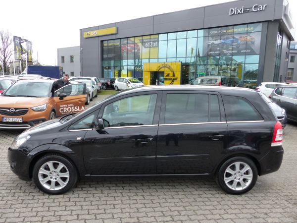 Opel Zafira B 1.8 140KM Serwis ASO Gwarancja Niski Przebieg