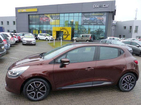 Renault Clio IV 1,2 benzyna 75KM, Navi, Tempomat, Klima