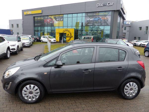 Opel Corsa D 1,2 85KM, Półskóra, tempomat