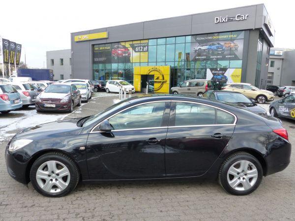 Opel Insignia 2,0 CDTI 160KM, Salon Polska, 5dr, 2013r