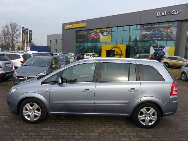 Opel Zafira 1.8 16v 140KM Niski Przebieg Serwis ASO