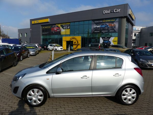 Opel Corsa D 1,4 100KM,Enjoy, Salon Polska, Vat23%