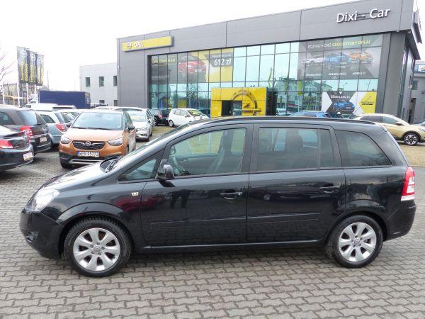 Opel Zafira B 1.8 140KM Niski Przebieg Kolor Navi Gwarancja