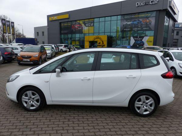 Opel Zafira C 2,0 CDTI 163KM, Automat, 7os, Navi, Kamera