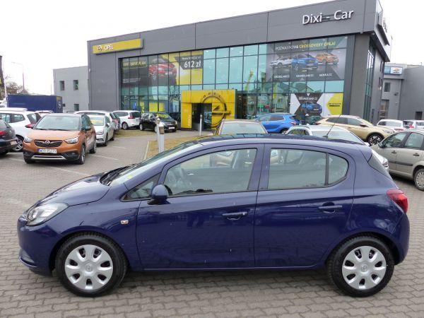 Opel Corsa E 1,4 75KM, Salon Polska, 1 właściciel, Niski przebieg