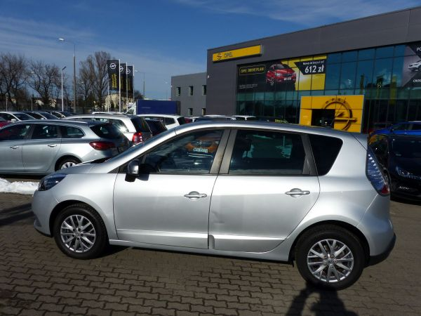 Renault Scenic LIMITED 1.5 DCI 110KM