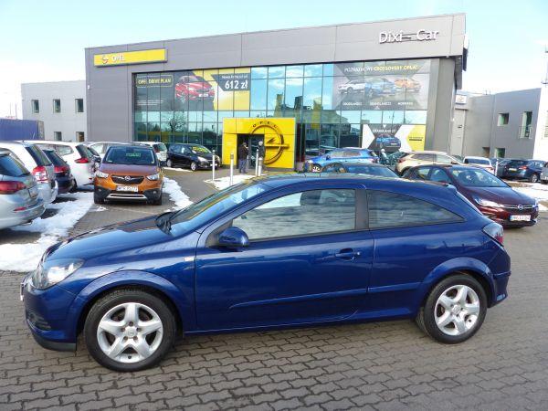 Opel Astra III GTC 1,6 16V 115KM Automat Gwarancja