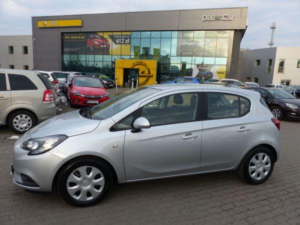 Opel Corsa E 1.4 16v 90KM Salon Polska Gwarancja Fabryczna Vat23%