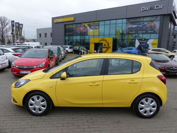 Opel Corsa E 1,4 75 KM Salon Polska Idealna