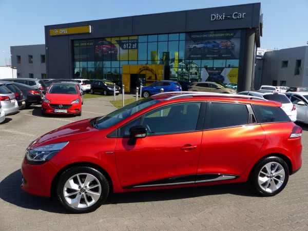 RENAULT CLIO GRANDTOUR LIMITED 0,9 TCE