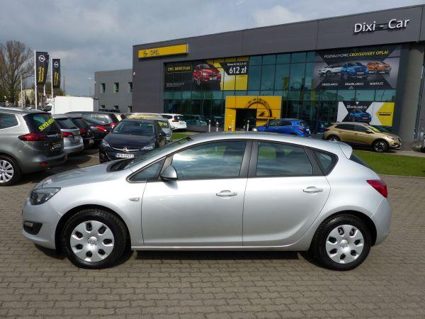 Opel Astra IV 1.4 Turbo 5dr Salon Polska Vat23%