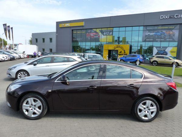 Opel Inignia 1.4 Turbo 5dr rejestracja 2013r Salon polska 1 właściciel