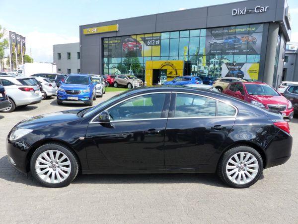 Opel Insignia 2,0 CDTI 130KM 2008/2009 Nawigacja, Sensory parkowania