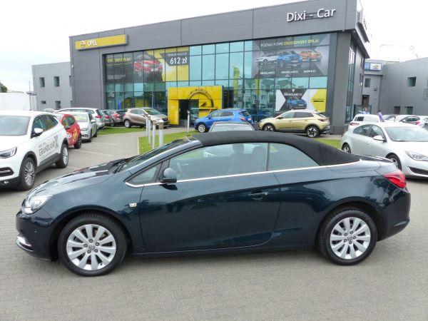 Opel Cascada 2,0 CDTI 165KM, Xenon, Navi, Kamera