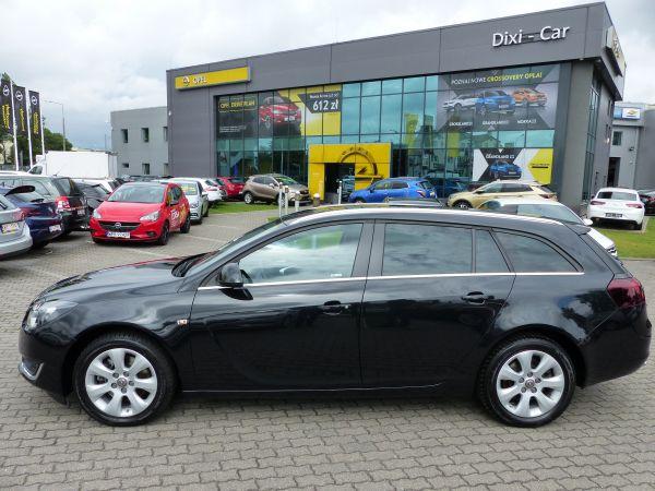 Opel Insignia 2.0 cdti 170KM Automat Navi Niski Przebieg Gwarancja