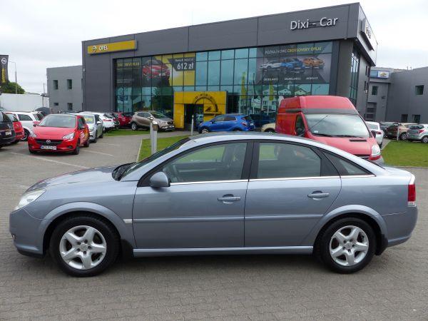 Opel Vectra C 1.9 cdti 5dr Salon Polska Serwis ASO Fabrycznie bez DPF