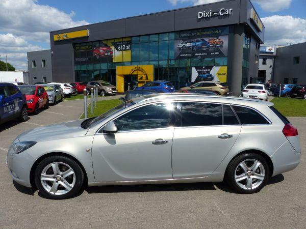 Opel Insignia 2.0 cdti 160KM Panorama Dach Skóra navi Xenon Serwis VAT