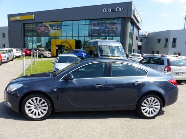 Opel Insignia 2.0 cdti 5dr Cosmo Bardzo Niski Przebieg Gwarancja ASO r
