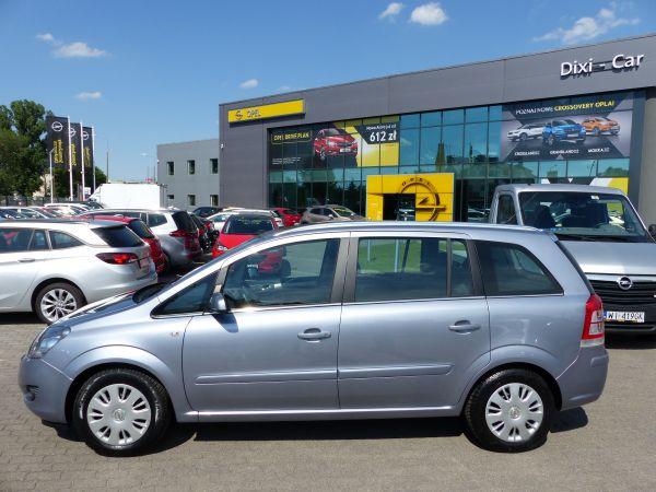 Opel Zafira 1.6 115KM Serwis Aso Gwarancja