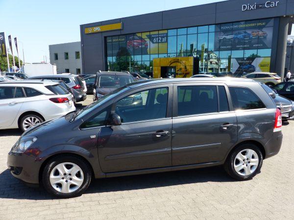 Opel Zafira 1.8 140KM SALON POLSKA 1 właściciel Niski Przebieg Sewis
