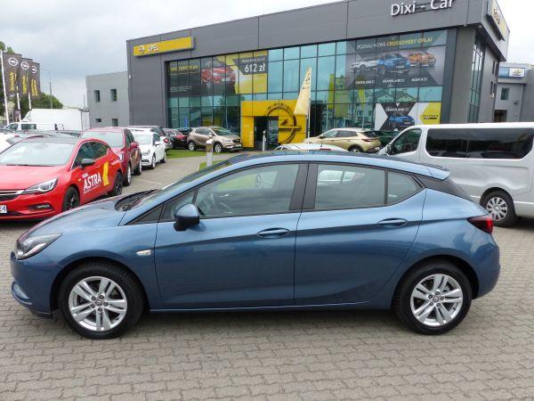 Opel Astra V 1,4 Turbo 150KM VAT23% Salon Polska, Automat