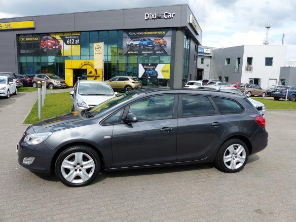 Opel Astra IV kombi 1.4 Turbo Serwis ASO Gwarancja