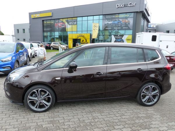 OPEL ZAFIRA C INNOVATION 2.0 CDTI 165 KM