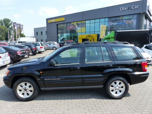 JEEP GRAND CHEROKEE 4,7 V8 LIMITED