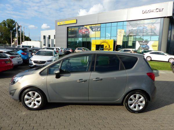 Opel Meriva B 1.4 Turbo 140KM Niski Przebieg Serwis ASO BAGAŻNIK Gwarancja